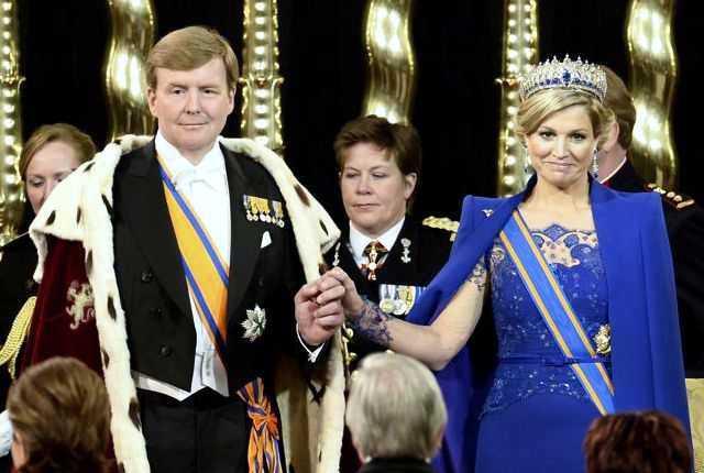 Guillaume 4 nouveau roi des Pays-Bas