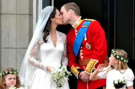 mariage Kate et William