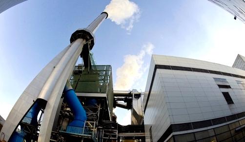 incinérateur haute performance : centres de valorisation énergétique