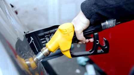 Prix des carburants à la pompe