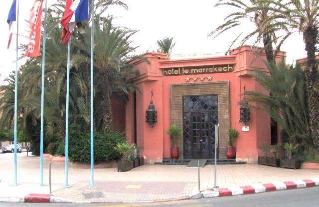 Maroc : Hotel Marrakech à? Marrakech évidement!